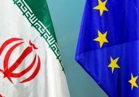 افزایش ۷۹ درصدی تجارت اتحادیه اروپا با ایران